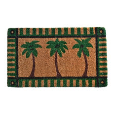 Palm Tree Coir Mat