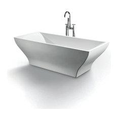"Sonoma Freestanding Bathtub, 67"""