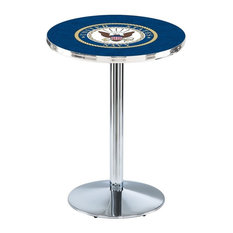 U.S. Navy Pub Table 28-inchx36-inch