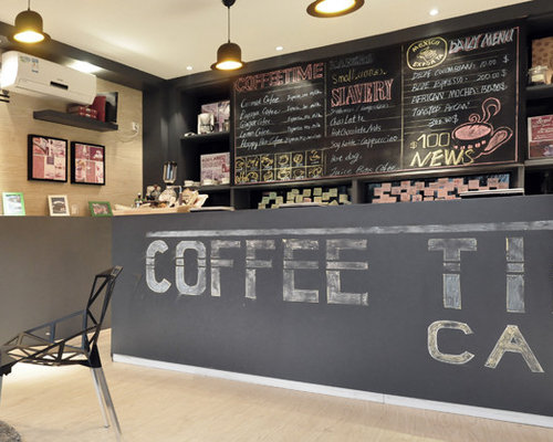 Coffee Shop Houzz