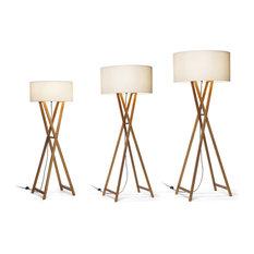 - Lámparas de pie - Lámparas de pie