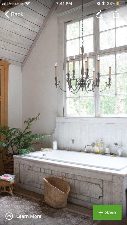 Drop-In Tub VS Freestanding