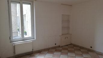 Valorisation d'un appartement de 72 M2