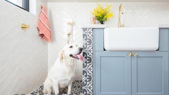 Trigg Laundry & Main Bathroom