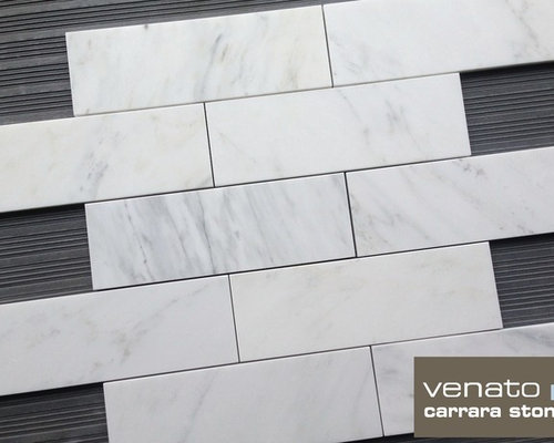Fresh Carrara Venato Marble Tile CR36