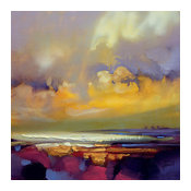 """Rising"" Canvas Print by Scott Naismith, 85x85 cm"