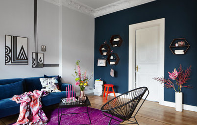 German Houzz: A Touch of Scandi Style in a Hamburg Rental