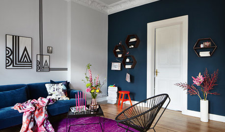 Houzz Tour: A Family Home in Hamburg With a Touch of Scandi Style