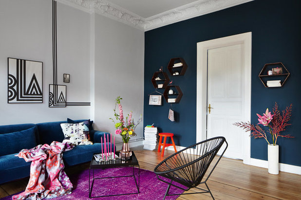 Decorating: How To Use Victorian Colours In A Modern Home