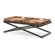 with tray top coffee tables | houzz