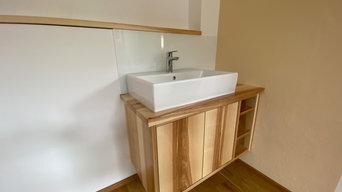 Waschtischunterschränke für 1 bis 2 Waschbecken