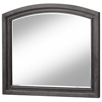 Naples Mirror, Gray