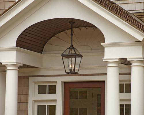Exterior lantern lights