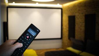 Dedicated Cinema Room