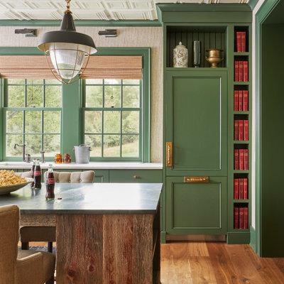 Home design - french country home design idea in Grand Rapids