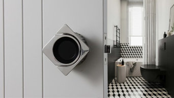 New Privacy Push Pull Door Handles