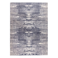"Mat the Basics Mariam Jackson 2'6""x8' Grey Rug"