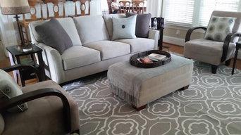 Cary, NC Living Room 1