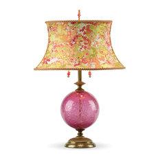 Kinzig Design Home - Sonya, Rose, Table Lamp - Table Lamps