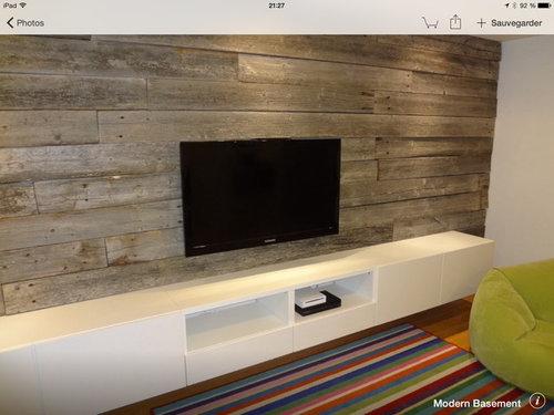 Tele Suspendu Au Mur comment suspendre un meuble au mur?