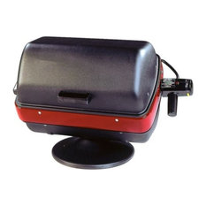 Electric Tabletop Grill With 3-Position Element