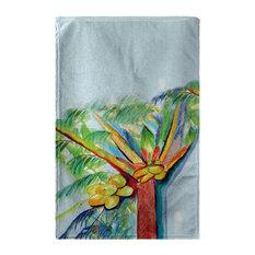 Betsy Drake Cocoa Nut Tree Beach Towel