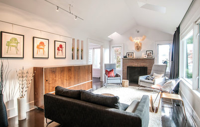 Houzz Tour: Original Charm and New Light in Seattle