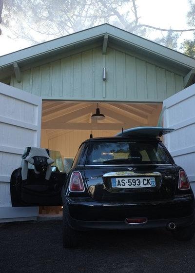 Bord de Mer Garage by 317c architecture universe