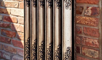 Reclaimed original full polish cast Iron radiators