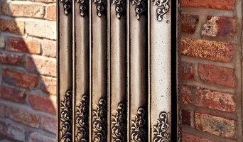 Reclaimed original full polish cast Iron radiators