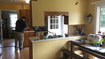 Farmhouse Inspired Kitchen Remodel
