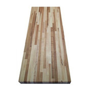 "Forever Joint Rock Hard Maple Butcher Block, 26""x96"""