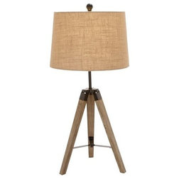 New Midcentury Table Lamps by HomeClick