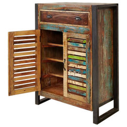 Rustic Shoe Storage by Icona Furniture