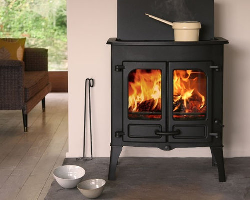 Charnwood Island Two DEFRA Approved Multi Fuel Stove with Cook Top -  Freestanding Stoves - Charnwood Wood Burning Stoves