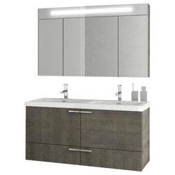 Fabulous Modern Bathroom Vanities And Sink Consoles by TheBathOutlet
