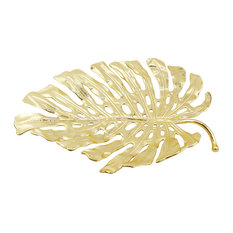 Monstera Leaf Platters, Large