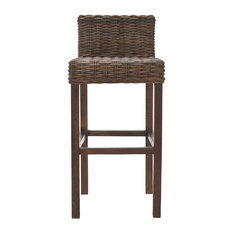 b35ec63f3700 50 Most Popular Low Back Bar Stools and Counter Stools for 2019
