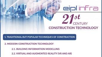21st Century Construction Technology | EIPL Infra