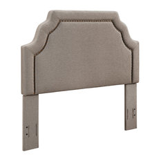 Loren Keyst1 Upholstered Headboard Oatmeal King