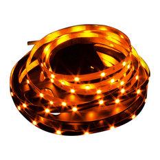5050 36W LED Strip Light, Amber