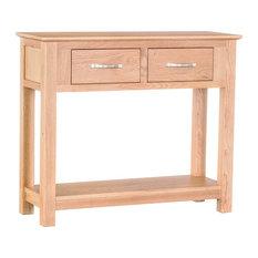 Nordic Oak Hall Table