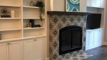 Fireplace Refinishing