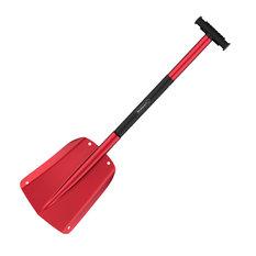 Collapsible Aluminum Automotive Snow Shovel (Red)