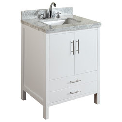Nice Contemporary Bathroom Vanities And Sink Consoles by Kitchen Bath Collection