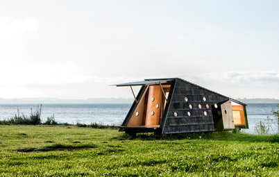 Tiny Huts, Cabins and Pods to Take Away With You