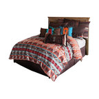 Mojave Sunset Southwest Bedding Set, Queen