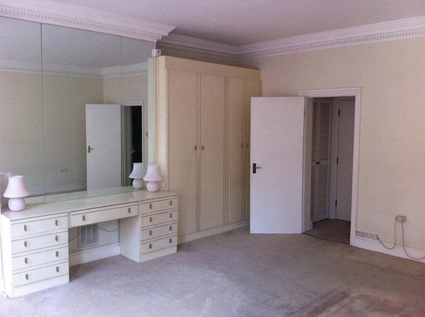 vorher nachher ein k nigreich f r eine treppe. Black Bedroom Furniture Sets. Home Design Ideas