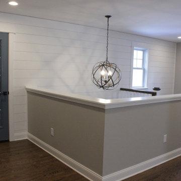 Modern Farmhouse attic office