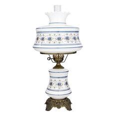 Quoizel AB703A Abigail Adams Table Lamp, Antique Brass